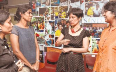 Tamil Murasu article on Reachable Fund