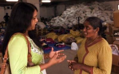 The good samaritan Ramya