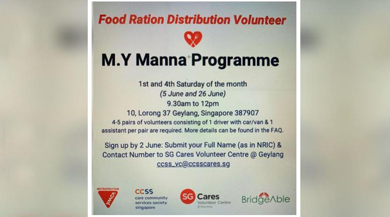 Food Rations Program